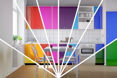 キッチンの色の選び方