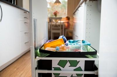キッチン設計で忘れずに考えたいゴミ箱事情