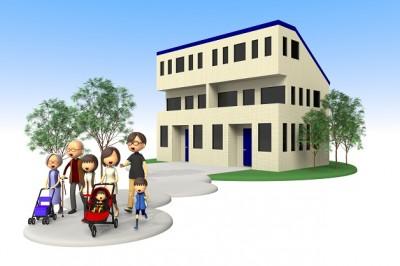 二世帯住宅を建てる際のポイント
